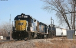 CSX GP15T 1510